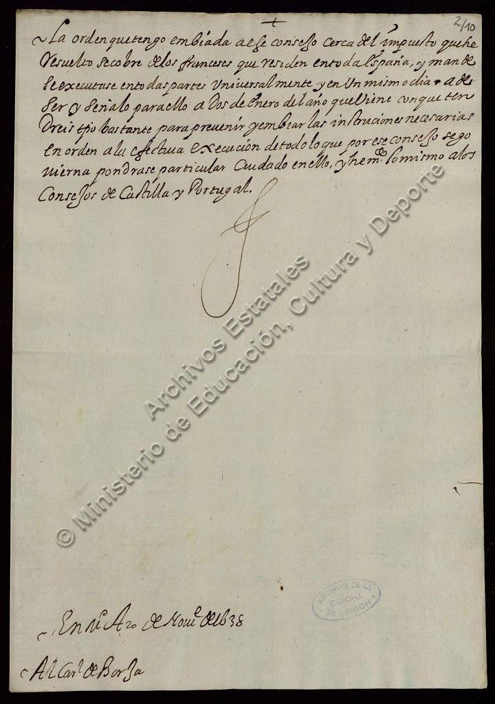 El Real Decreto como tipo diplomático