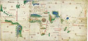 El Tratado de Tordesillas de 1494 digitalizado