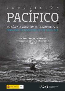 """Exposición """"Pacífico. España y la aventura de la Mar del Sur""""."""