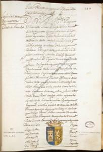 el ejercicio de la escritura en las presidencias de los Consejos de la Monarquía de los Austrias, a través de sus secretarios