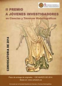 II PREMIO JÓVENES INVESTIGADORES EN CIENCIAS Y TÉCNICAS HISTORIOGRÁFICAS