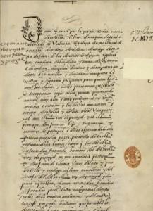 1479. Capitulaciones de Paz entre Castilla y Portugal.