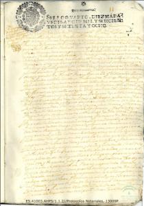 Bartolomé Esteban Murillo dona al convento Madre de Dios de Sevilla una esclava